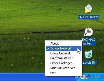 EAZ School Proxy Switcher